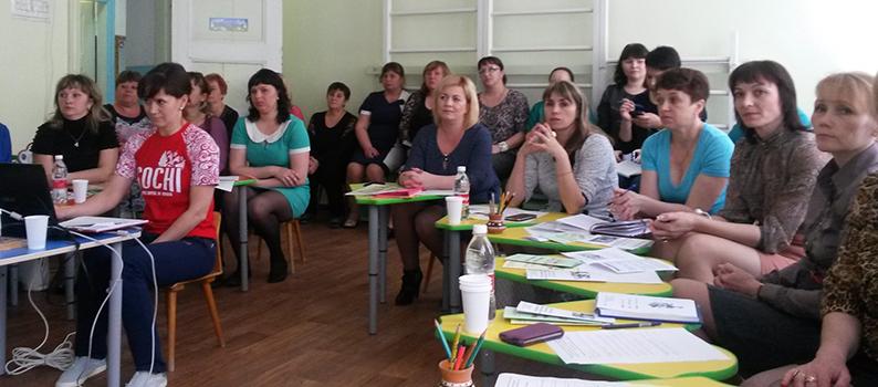 Методическое объединение воспитателей, посвящённое вопросам здоровьесбережения воспитанников ДОУ